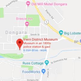 Museum Location