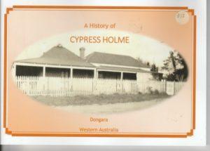 Cypress Holme
