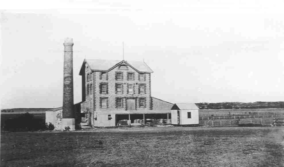 Royal Steam Roller Flour Mill.